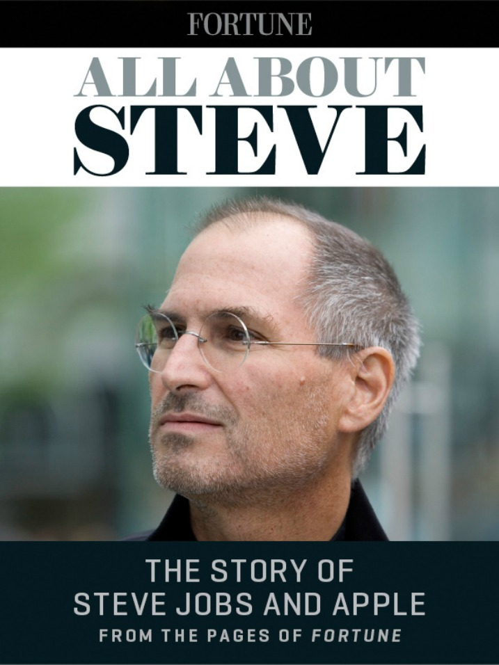 Το eBook  του Fortune για τον Jobs..