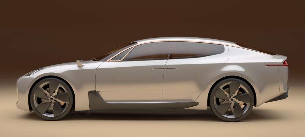 ΚΙΑ GT Concept…