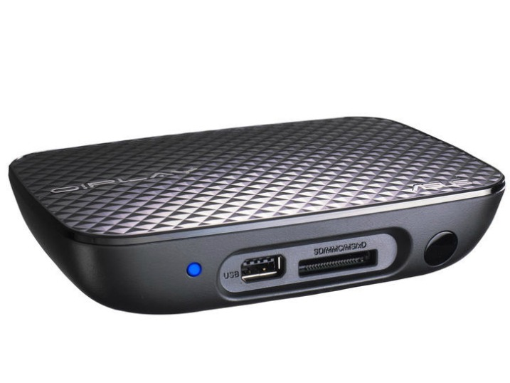 Asus – μας δείχνει το O!Play Mini Plus HD media player…