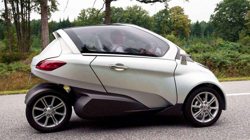 Peugeot VELV Concept – αστικές μετακινήσεις…