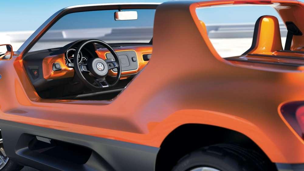 Volkswagen Buggy Up! το νέο Concept…