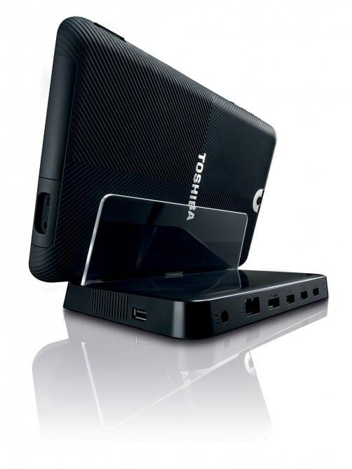 Έκθεση iFA 2011 – το Toshiba AT200 tablet…