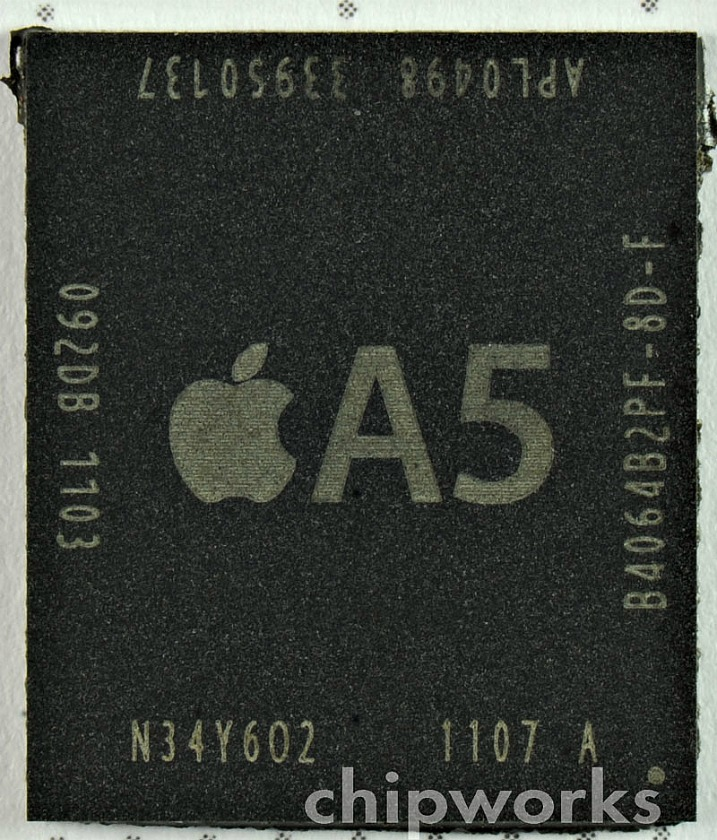 Αpple – συμφωνία για τους επεξεργαστές A6, A7…