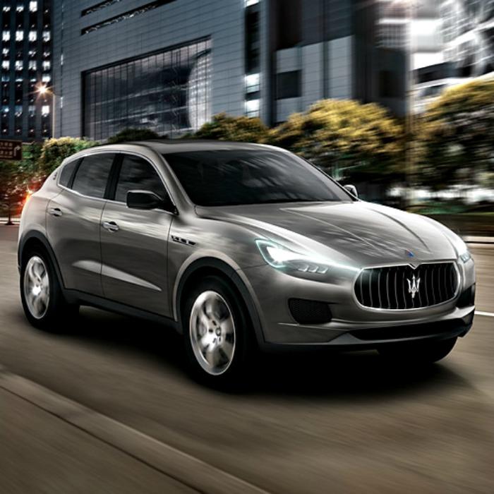 Maserati Kubang – το SUV πολυτελείας…