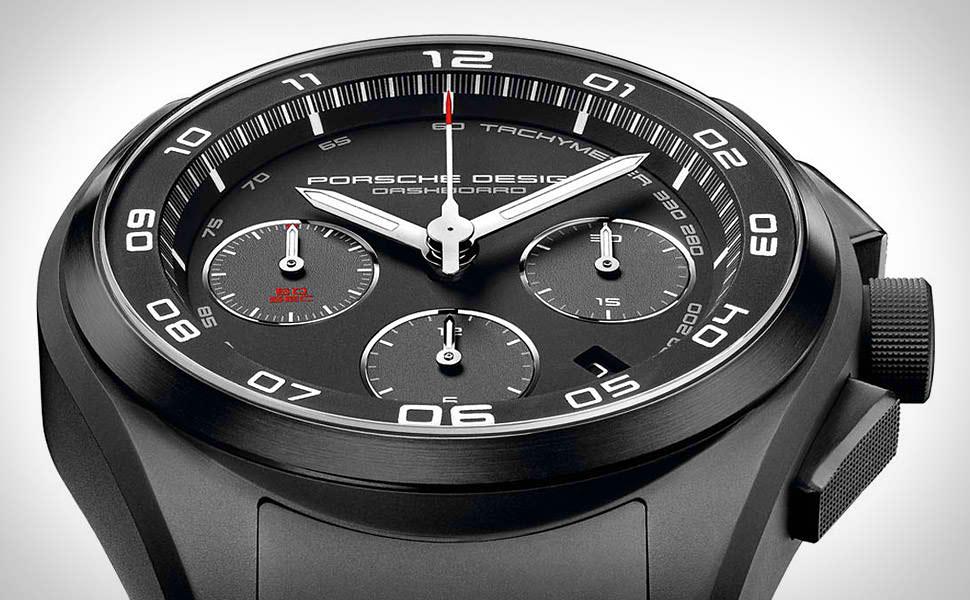Ρολόι Porsche Design P'6620 Dashboard