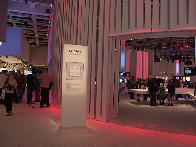 Έκθεση iFA 2011 – μια photoβόλτα στα… καλούδια της Sony!
