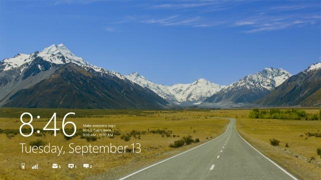 Η Microsoft παρουσίασε τα Windows 8…