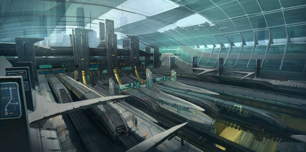 Art design για εξαιρετικές εικόνες σε videogame…