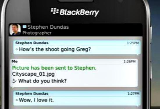 RIM – ανακοίνωσε νέο OS για BlackBerry smartphone και tablets…