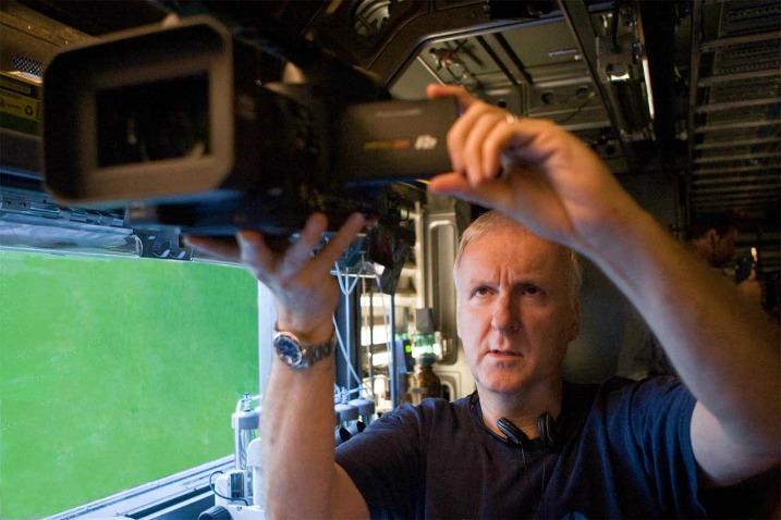 James Cameron: η τεχνολογία 3D ακόμη αναπτύσσεται…