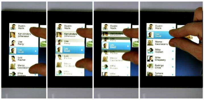 BlackBerry Cascades UI – δείτε το πρώτο βίντεο επίδειξης…