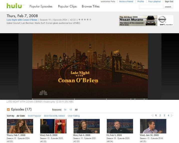 Το Hulu φτάνει στην Ιαπωνία μέσω των Sony Bravia tv και του PS3…