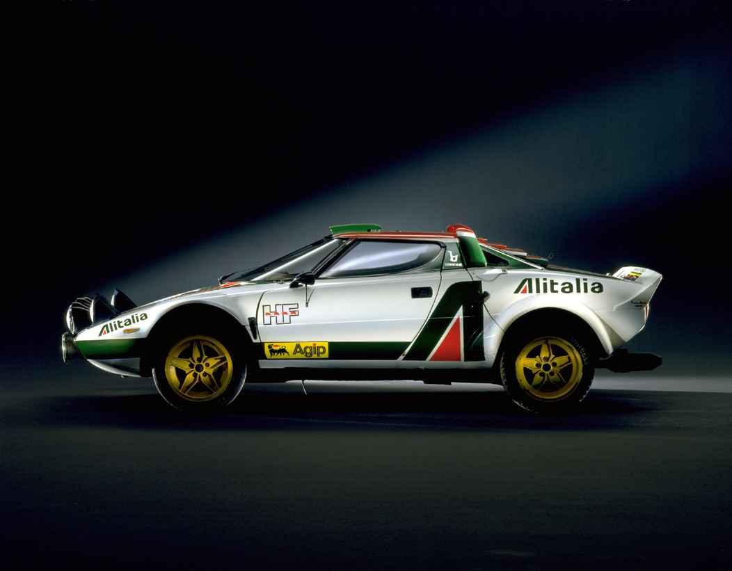 Νέες και παλιές Lancia Stratos στο San Marino…