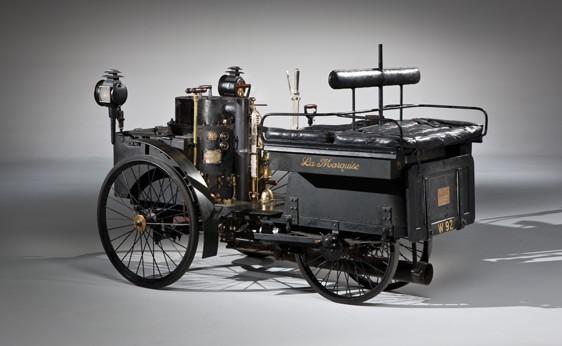 $4.6 εκατομμύρια για το αρχαιότερο αυτοκινούμενο…