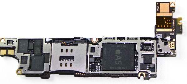 iFixit – επιβεβαιώνει πως το iPhone 4S έχει 512MB RAM…