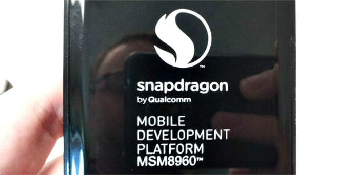 Qualcomm Snapdragon S4 – μια πρόγευση…