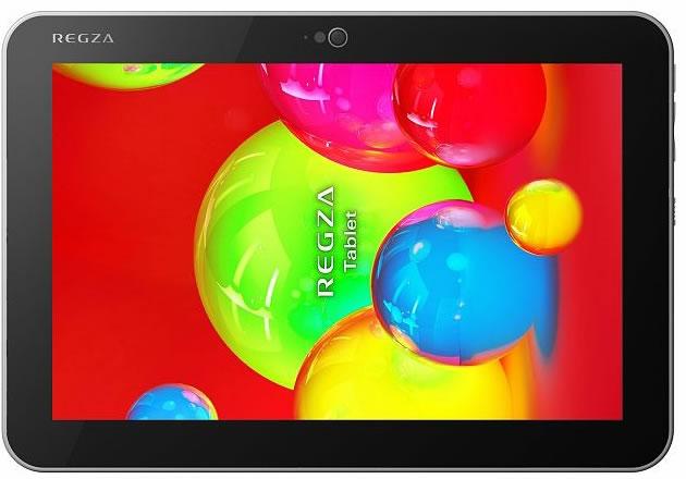 Το REGZA Tablet AT700 στην CEATEC 2011…