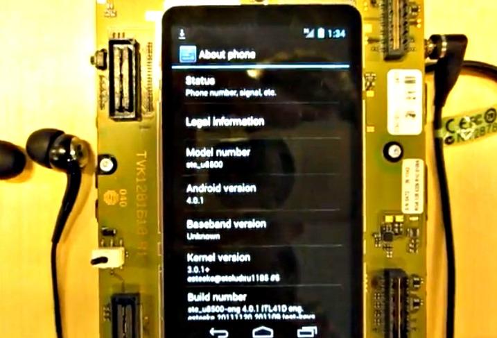Sony Ericsson Nypon LT22i – φωτό και βίντεο του hi tech smarphone…