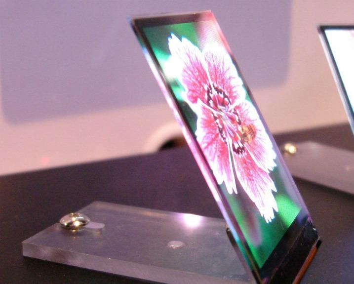 Θα δούμε 55″ OLED οθόνες σε παραγωγή το '12;