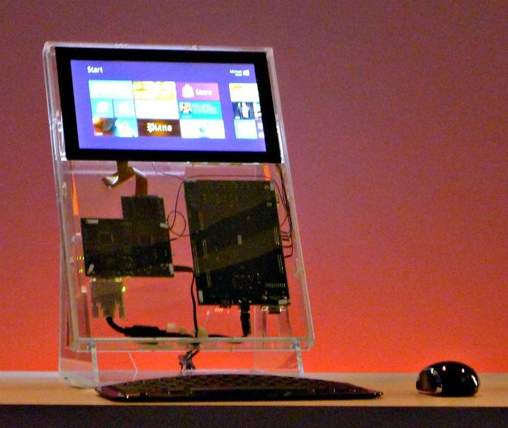 ARM και Intel μαζί σε υποσυστήματα γραφικών;