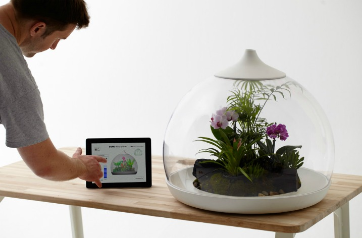 Biome Smart Terrarium – έλεγχος με tablet για το ενυδρείο…