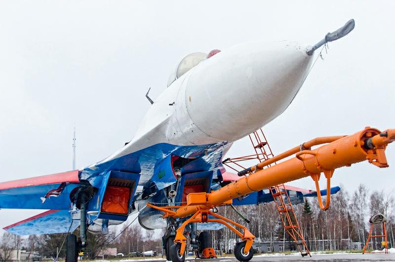 Αεροπορική βάση Kubinka…