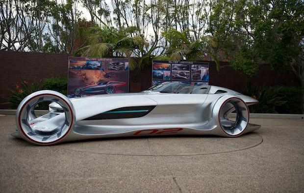 Design Challenge – και οχήματα από το 'μέλλον'…