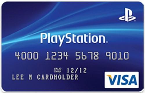 PlayStation Card