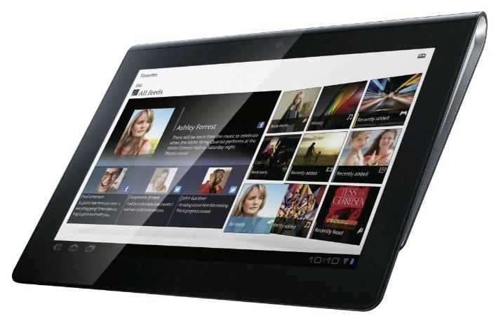 Δοκιμή για τον Sony tablet S…