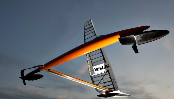 Vestas Sailrocket Mk.II – μια φόρμουλα στο νερό…