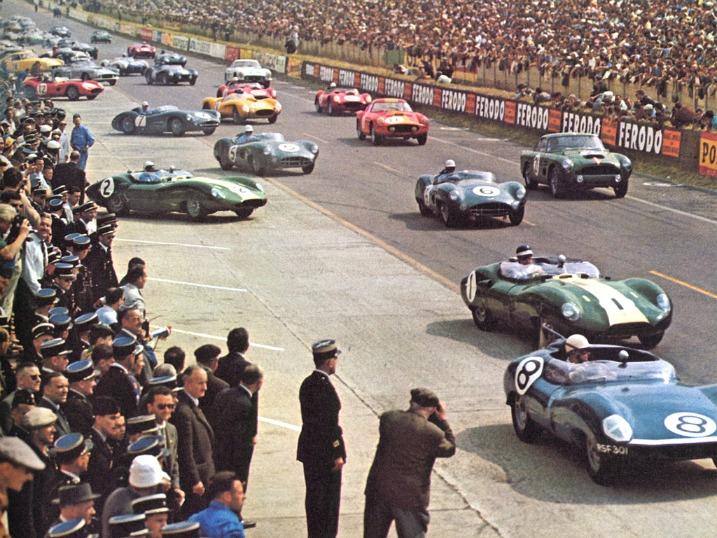 Porsche in Le Mans – Τα Πρώτα Χρόνια…