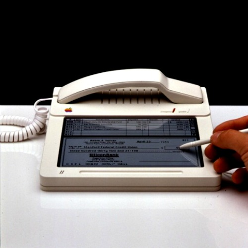 Apple πρωτότυπο του 1983 έχει αφή…