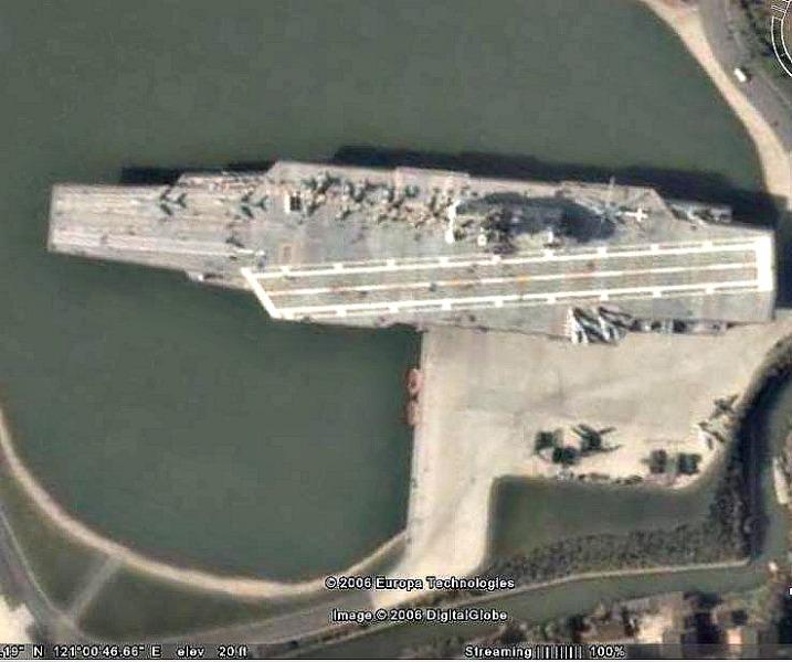 Αυτό είναι το πρώτο κινεζικό αεροπλανοφόρο…