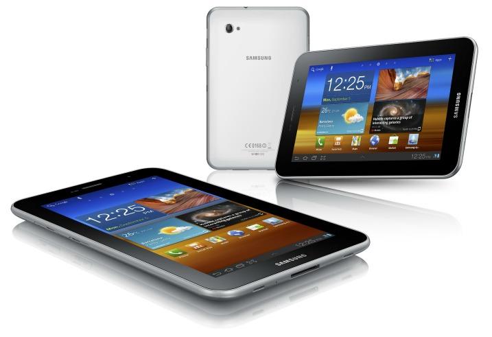 Samsung Galaxy Tab 7.7 με τη Super AMOLED Plus;