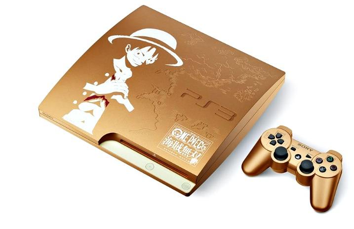 Ένα μοναδικό 'χρυσό' Playstation 3…