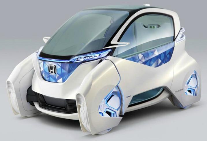 Honda Micro Commuter concept –  στο Tokyo Motor Show…