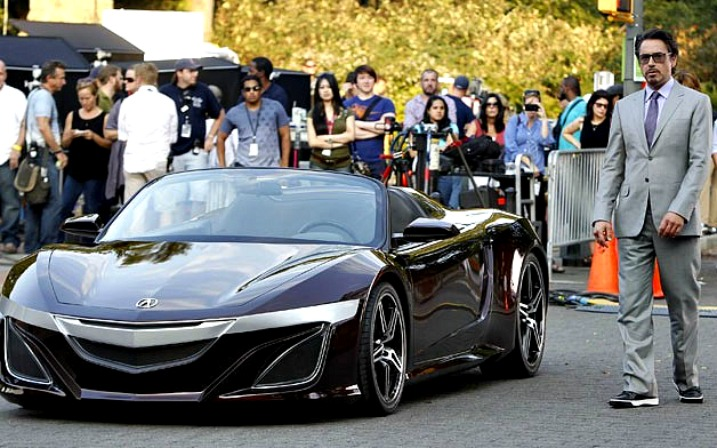 Honda – αποκάλυψη για το NSX Concept στη NAIAS 2012