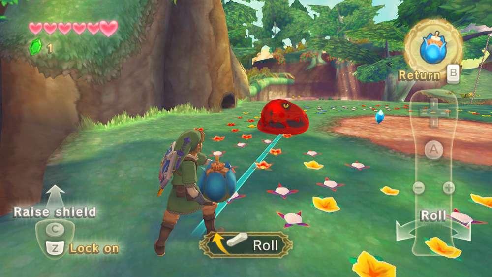 Legend of Zelda: Skyward Sword  – το πρώτο gameplay trailer…