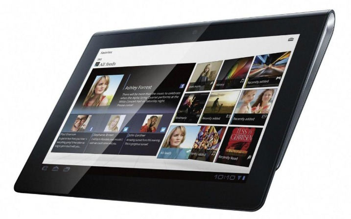 Sony – ναι, το Android 4.0 έρχεται στα Tablet S και Tablet P!