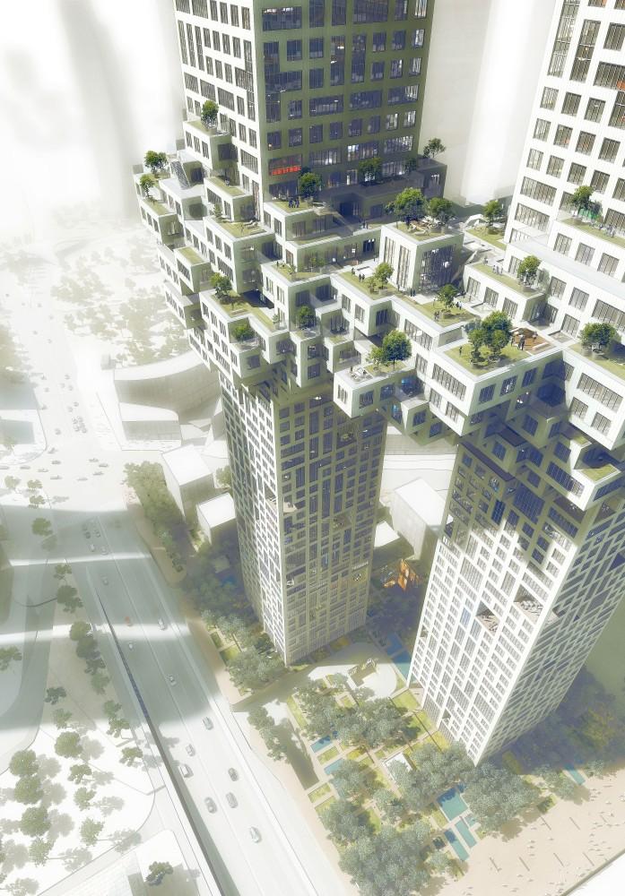 The Cloud: πολυτελείς κατοικίες 'στον ουρανό'…