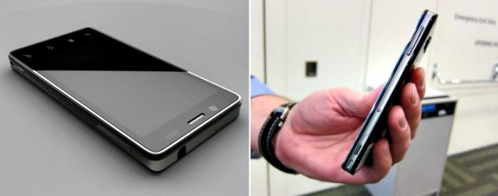 Τα Intel smartphone;