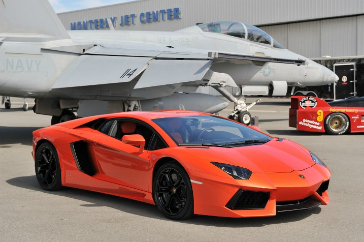 Lamborghini Aventador – σε απόλυτες επιδόσεις…
