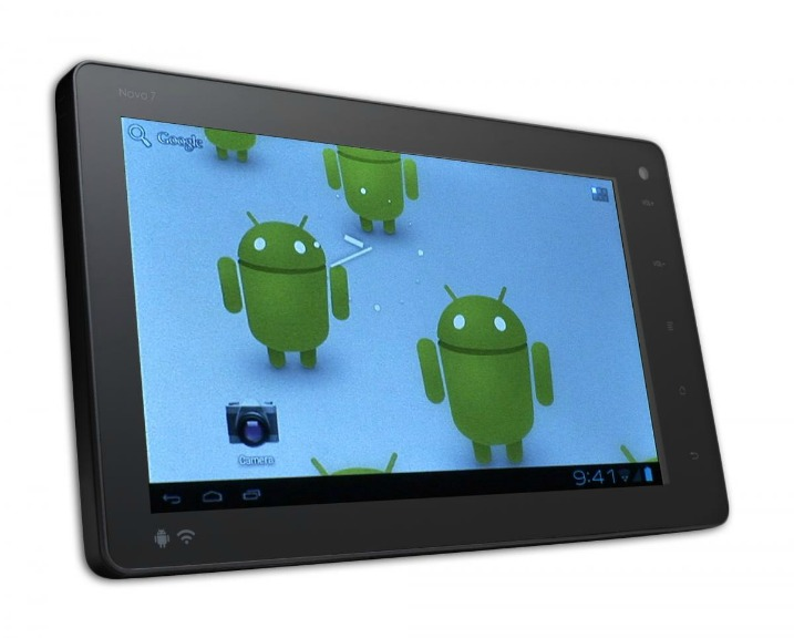 MIPS tablet – το πρώτο Android 4.0 tablet στα μείον $100…