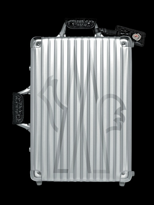 Moncler Rimowa – The Classic Flight Trolley
