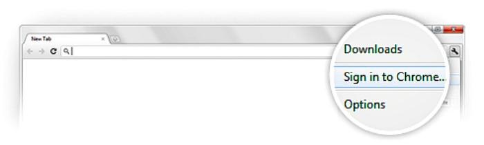 Μαζί σας παντού τα Chrome settings σας…