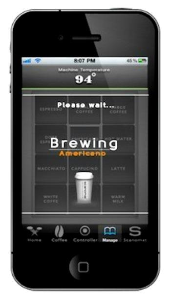 iOS-controlled Top Brewer – ελέγχεις με το κινητό την καφετιέρα…