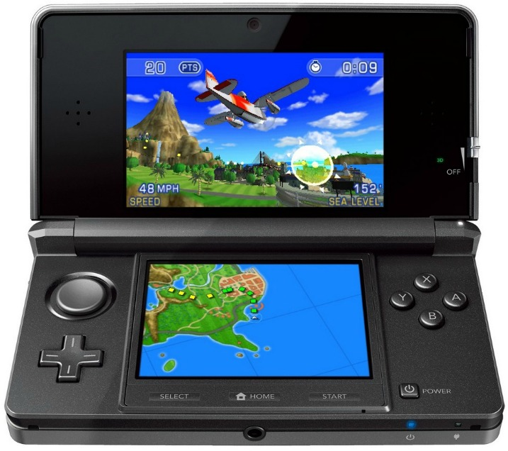 Nintendo: πάνω από 4 εκατομμύρια 3DS στις ΗΠΑ…