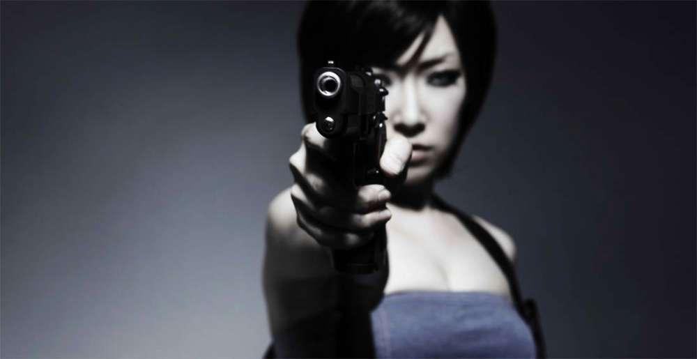 Λίγες Resident Evil Cosplay φωτό…