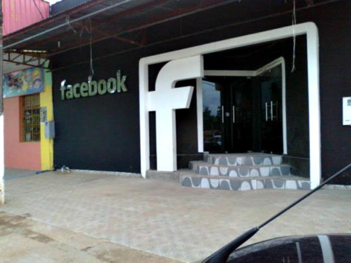 Σε πάρτι στη Βραζιλία σαν… Facebook User