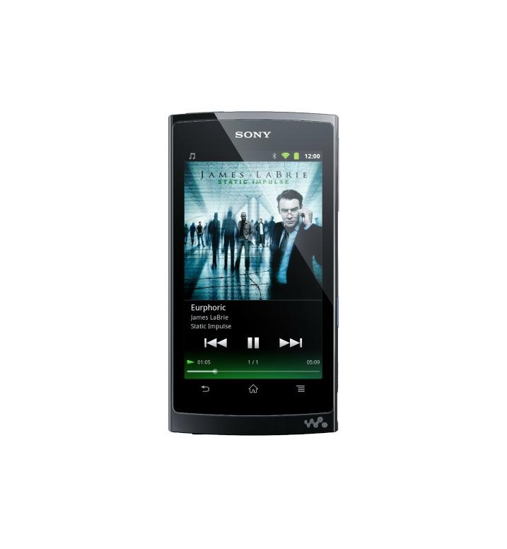 Έκθεση CES 2012 – το sleek Sony Walkman Z Series…